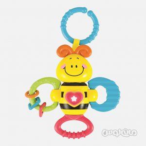 دندانی زنبور با نور و صدا نوزادی وین فان