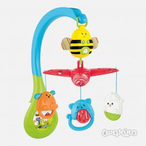آویز تخت زنبور نوزادی وین فان