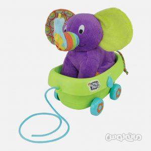 فیل کشیدنی نوزادی وین فان