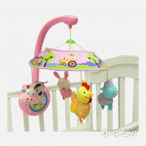 آویز تخت نوزاد نوزادی جولی بی بی
