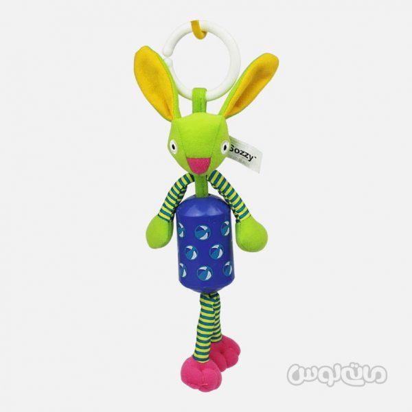 خرگوش زنگوله ای نوزادی سوزی