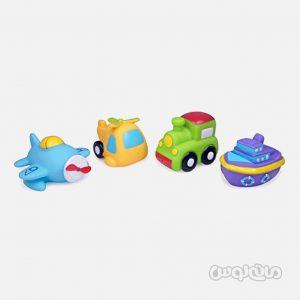 فوم استیکر وسایل نقلیه سری اسپلش تولو نوزادی