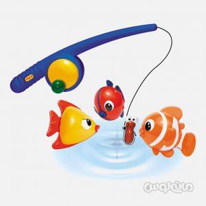 قلاب ماهیگیری تولو نوزادی