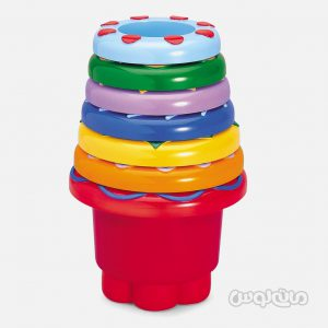 بازی رنگین کمان تولو نوزادی
