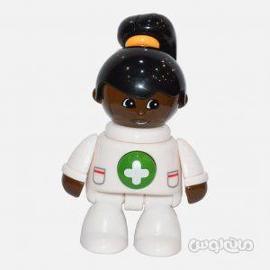 دختر پرستار آفریقایی سری فرست فرندز تولو نوزادی