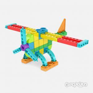 ست 4 در 1 هواپیماها سری کیوبویدز انجینو ساختنی