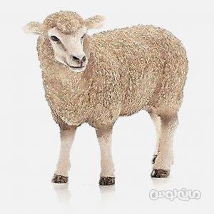 فیگور گوسفند سری دنیای مزرعه اشلایش