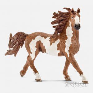 فیگور اسب شاهزاده پینتو سری دنیای مزرعه اشلایش