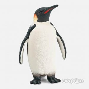 فیگور پنگوئن امپراطورسری حیات وحش یخ و اقیانوس اشلایش