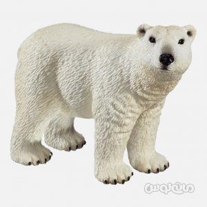 فیگور خرس قطبی سری حیات وحش یخ و اقیانوس اشلایش