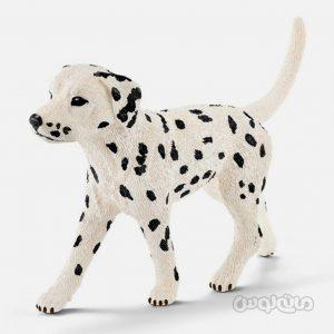 فیگور سگ دالمیشنسری دنیای مزرعه اشلایش