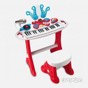 پیانو سوپر استار همراه با صندلی آلات موسیقی وین فان