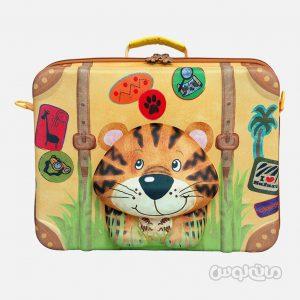 چمدان طرح ببر اوکیداگ
