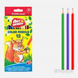 مداد رنگی 12 رنگ آرت بری