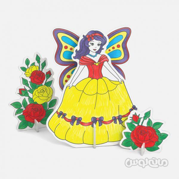 پلی ست سه بعدی فرشته رویایی آرت بری