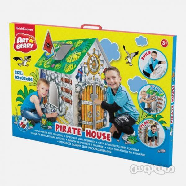 پلی ست خانه دزدان دریایی 93×62 ×84 آرت بری