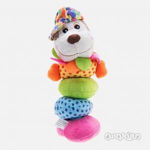 عروسک پلاش حیوانات ویبره دار رانیک