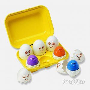 تخم مرغ های فکری سری تومیز تامی نوزادی