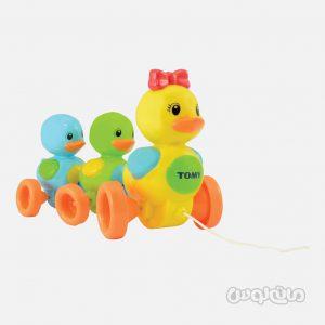 اردک های کشیدنی سری تومیز تامی نوزادی