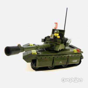 تانک جنگی 169 قطعه ساختنی سیپو