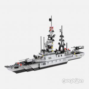 کشتی جنگی 177 قطعه ساختنی سیپو