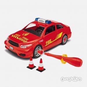 ماشین آتشنشانی سری جونیور کیت رول ساختنی