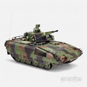 تانک جنگی پوما رول ساختنی