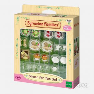 Figure Play sets Sylvanian Families-EPC 4717