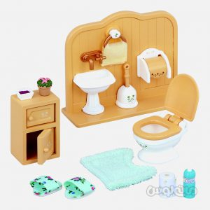 Figure Play sets Sylvanian Families EPC 5020