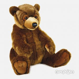 عروسک خرس گریزلی 48 سانتی سری خرس ها للی
