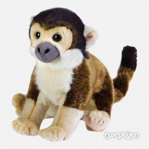 عروسک میمون سنجابی سری نشنال جئوگرافی للی