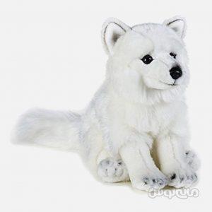 عروسک گرگ قطبی سری نشنال جئوگرافی للی