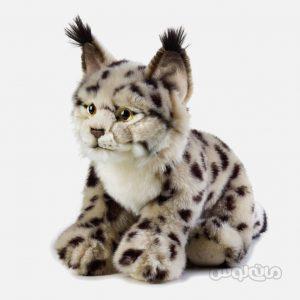 عروسک گربه وحشى سری نشنال جئوگرافی للی