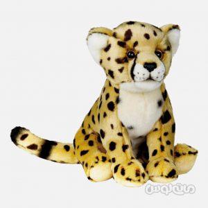 عروسک چیتا 25 سانتی سری نشنال جئوگرافی للی