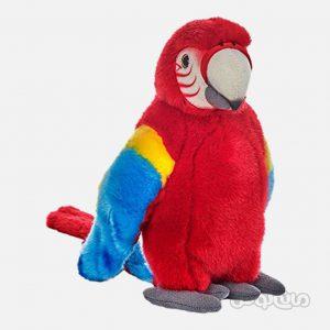 عروسک طوطی استوایی سری نشنال جئوگرافی للی