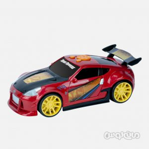 ماشین نیسان 370Z قرمز سری رود ریپرز سری اسکیدرز توی استیت