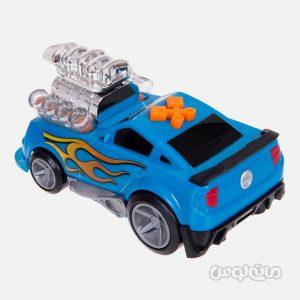 ماشین مینی پیستون تامپر آبی سری رود ریپرز سری پپیستون تامپین اکشن توی استیت