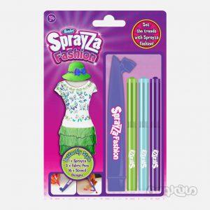 قلم 6 تایی مخصوص پارچه 6003 سری اسپرایزا رن آرت