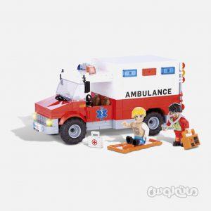 آمبولانس سری اکشن تون کوبی ساختنی