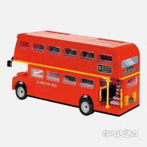 اتوبوس لندن سری اکشن تون کوبی ساختنی