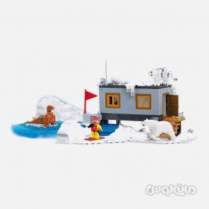 پایگاه زمستانی سری وایلد استوری کوبی ساختنی