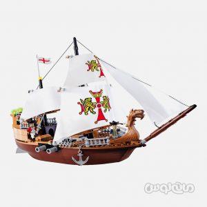 کشتی سلطنتی سری پایرتس کوبی ساختنی