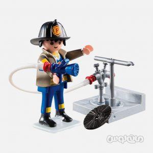آتشنشان و شلنگ سری اسپشیال پلی موبیل