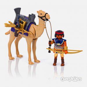 قهرمان مصری با شتر سری هیستوری پلی موبیل