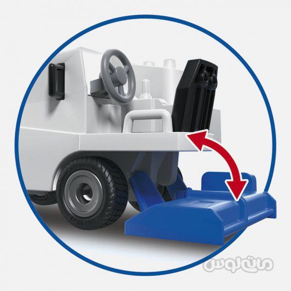 ماشین نظافت زمین هاکی سری اسپورتس اند اکشن پلی موبیل
