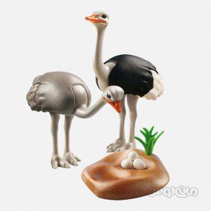 شتر مرغ با آشیانه سری سیتی لایف پلی موبیل