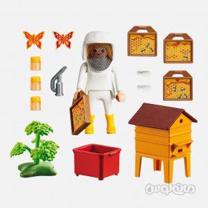 پرورش زنبور عسل سری کانتری پلی موبیل