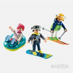 مسابقات اسکی سری فمیلی فان پلی موبیل