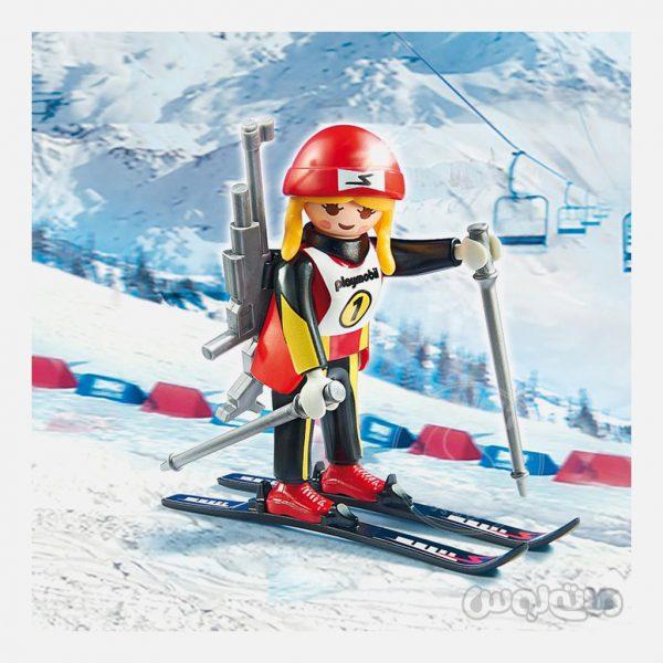 دختر اسکی باز سری فمیلی فان پلی موبیل