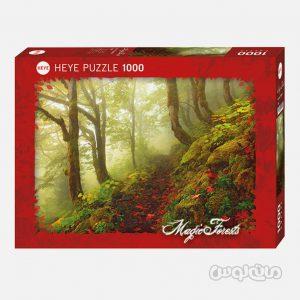 پازل مسیر جنگلی 1000 قطعه هیه